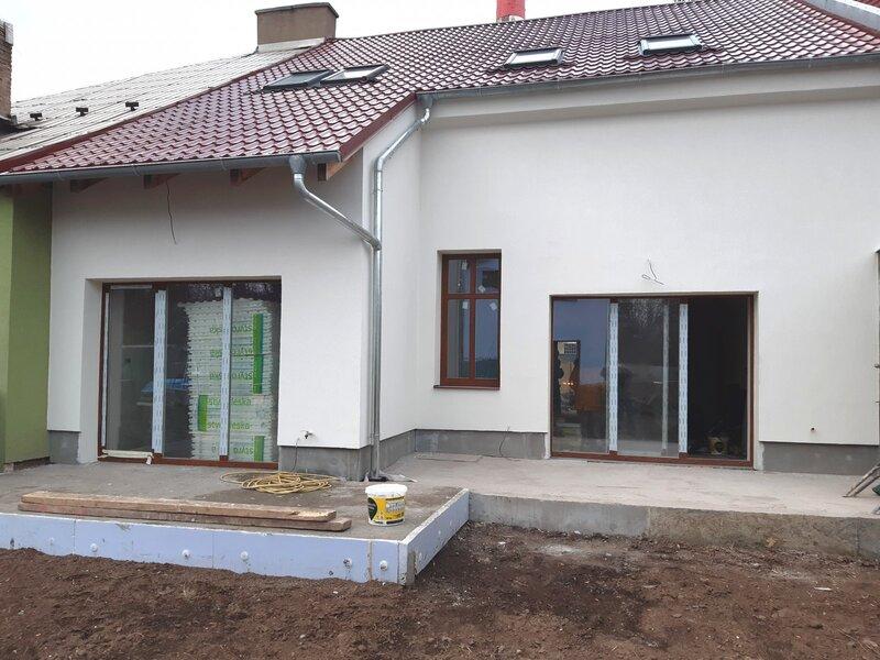 Prodej rodinného domu 4+kk, 140 m2 - Praha - Čakovice