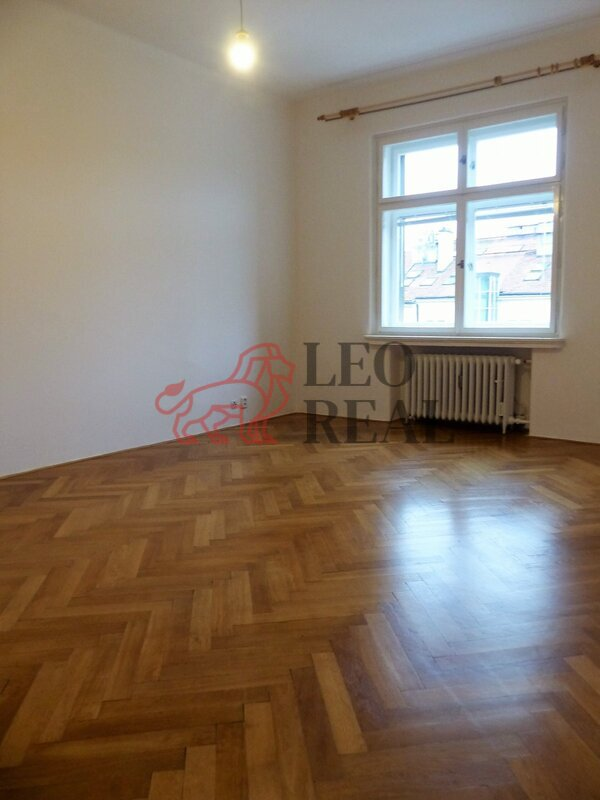 Pronájem bytu 1+1 42 m2, Veverkova, Praha 7 -